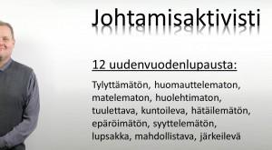 12 lupausta