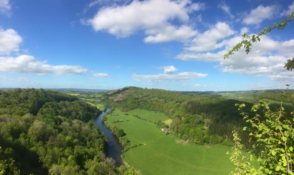 Wye valleyn kansallispuisto