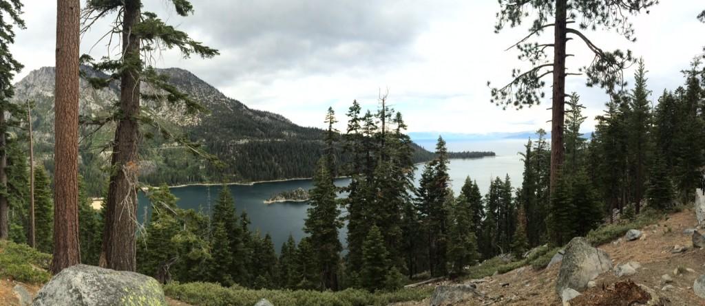 Emerald Bay, Tahoe-järvi.