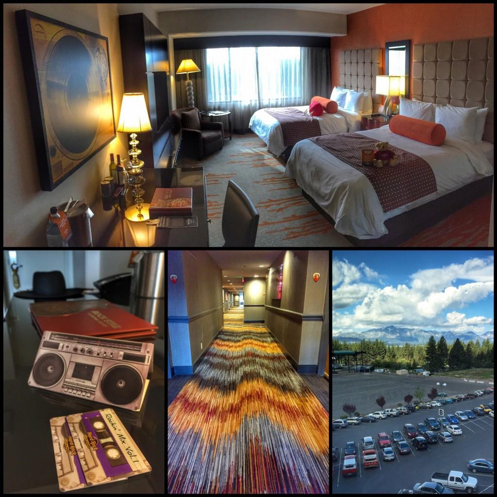 Hard Rock Hotel Lake Tahoe. Kuva Heikki S.