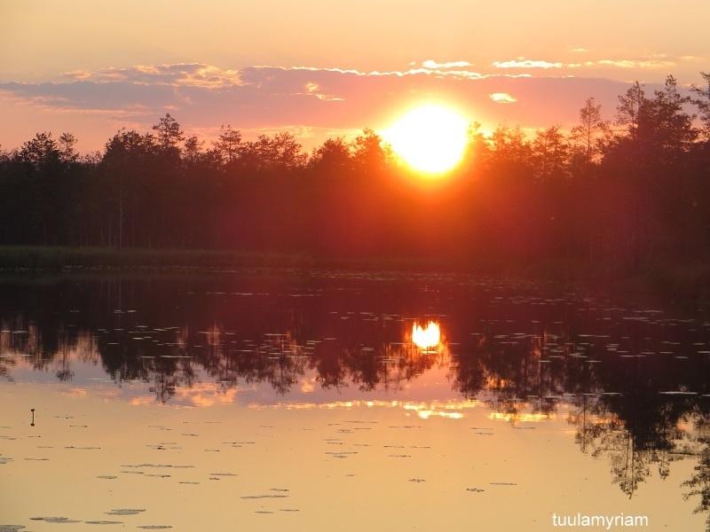 Aurinko Laskee Kouvola