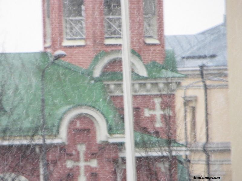 Kuopion ortodoksien Pyhän Nikolaoksen katedrali