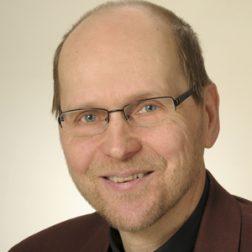 Kirkkoherra Lauri Jäntti.
