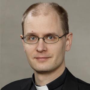 Lapianlhden seurakunnan seurakuntapastori Ville Hassinen