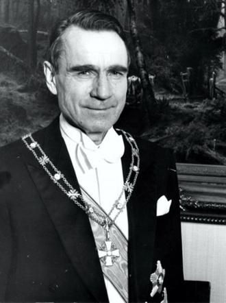 Mauno Koivisto Presidentti
