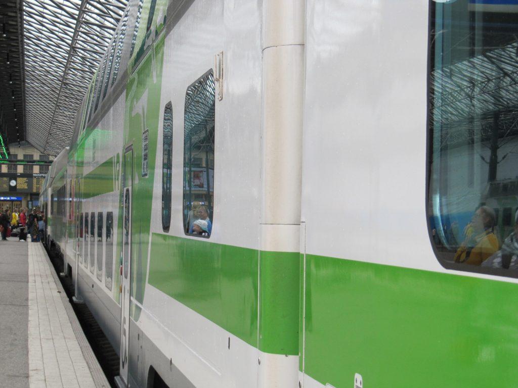 Mikä junia vaivaa, kun eivät kunnossa pysy (kuva: leenaraveikko)