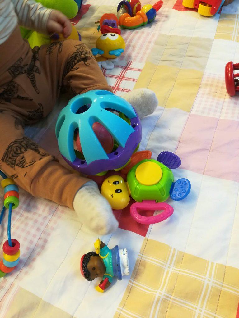 Avoin leikkitoiminta, vauvatreffit