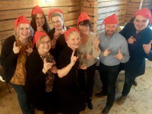 Kuopion Yrittäjien hallitus toivottaa kaikille hyvää joulua!
