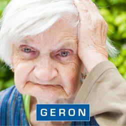Vanha nainen.